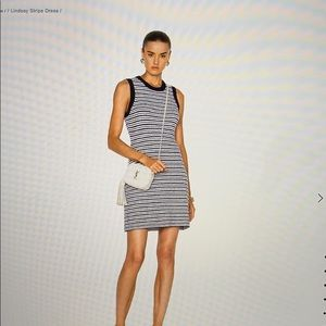 Rag & Bone Jean Lindsay Stripe Dress